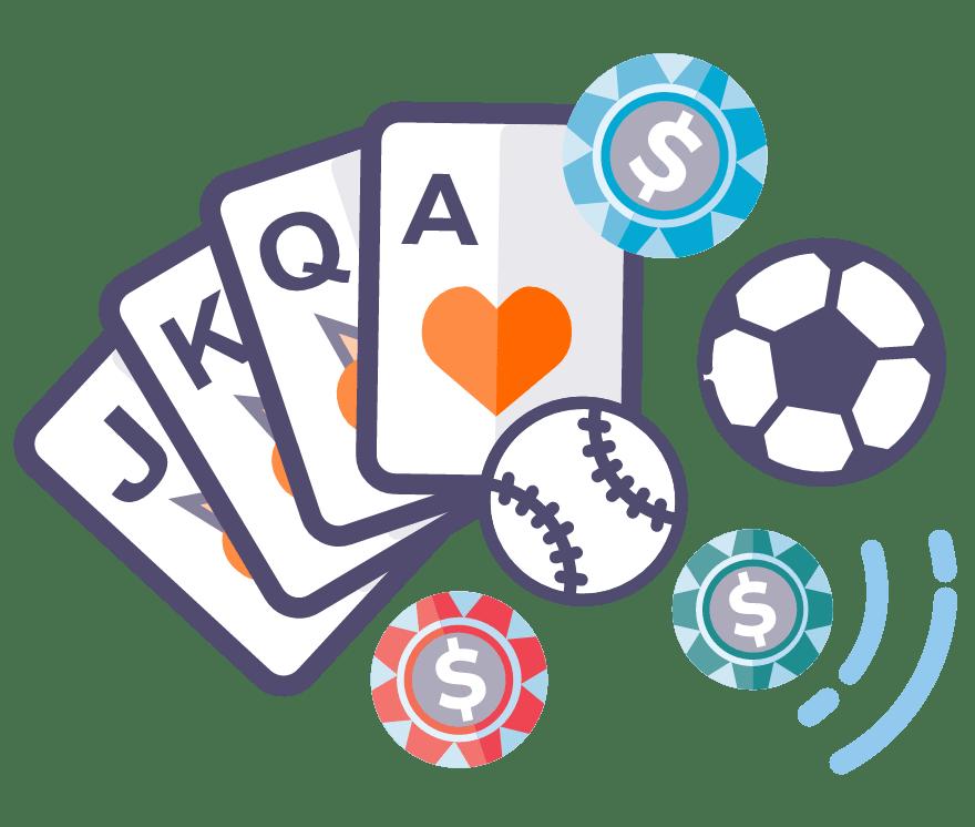 Best 17 Sports Betting Online Casino in 2021