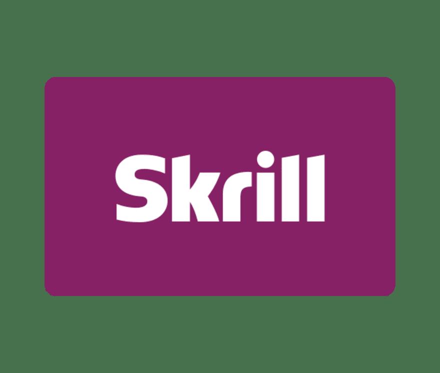 Top 165 Skrill Online Casinos