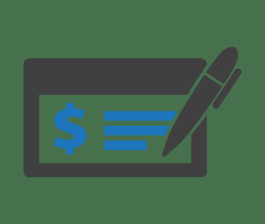 Top  Cheque Online Casinos