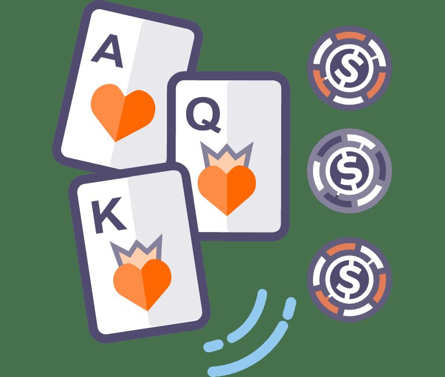 Best 68 Three Card Poker Online Casino in 2021