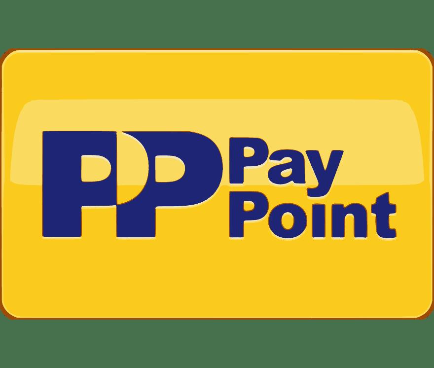 Top 2 PayPoint e-Voucher Online Casinos