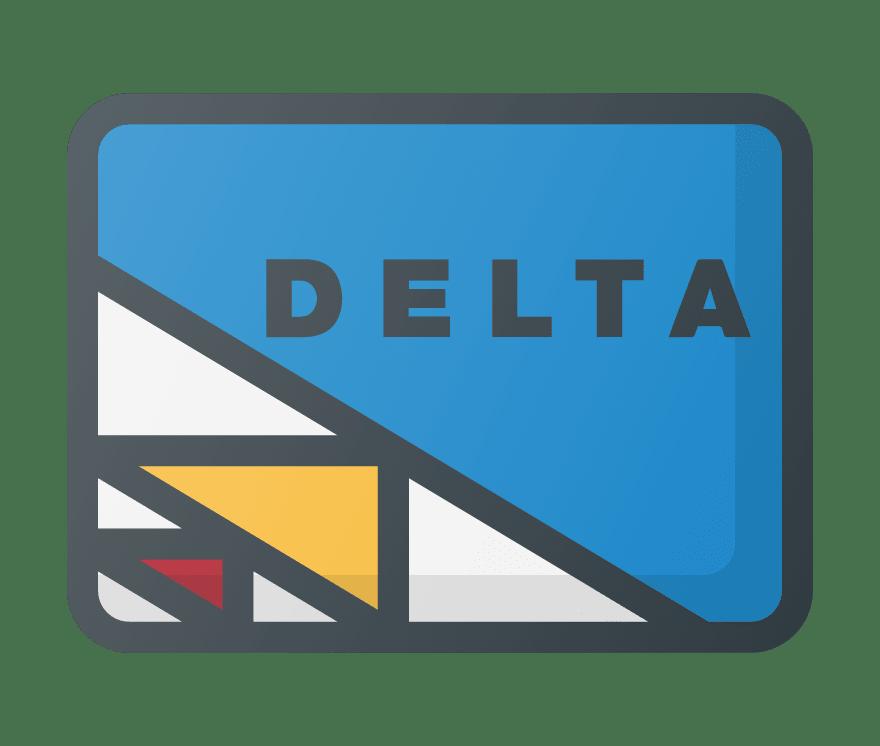 Top 1 Delta Online Casinos 2021