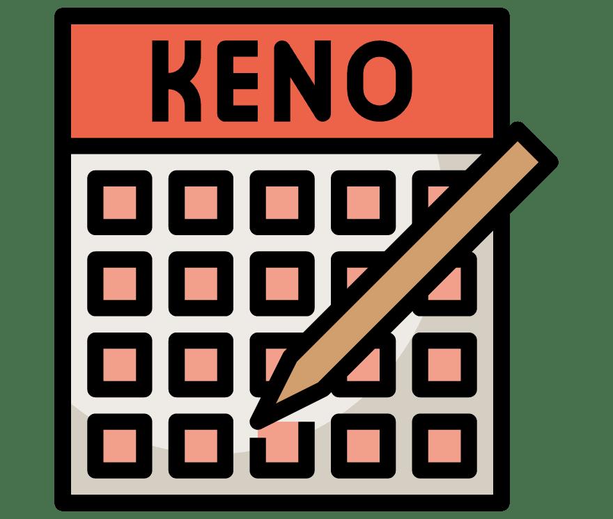 Best 50 Keno Online Casino in 2021