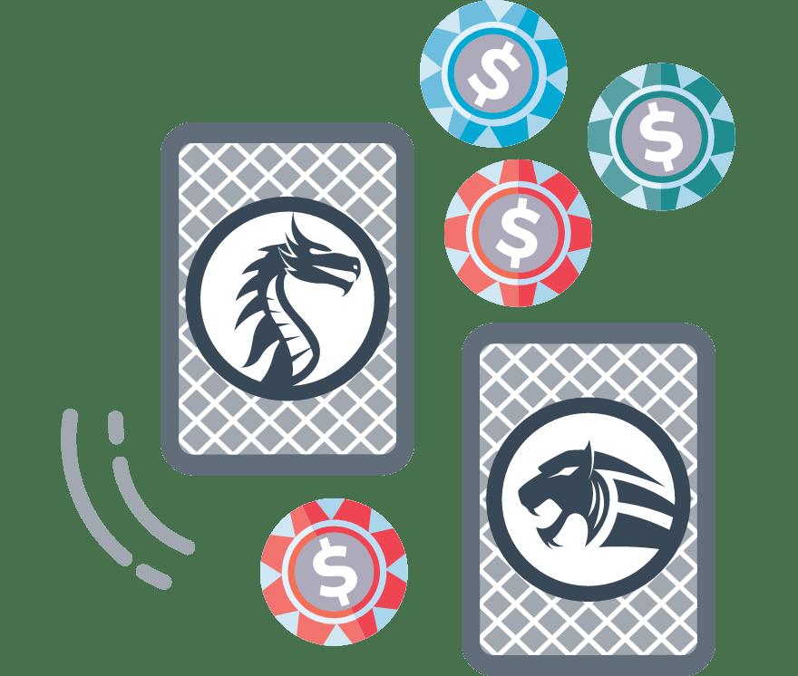 Best 59 Dragon Tiger Online Casino in 2021