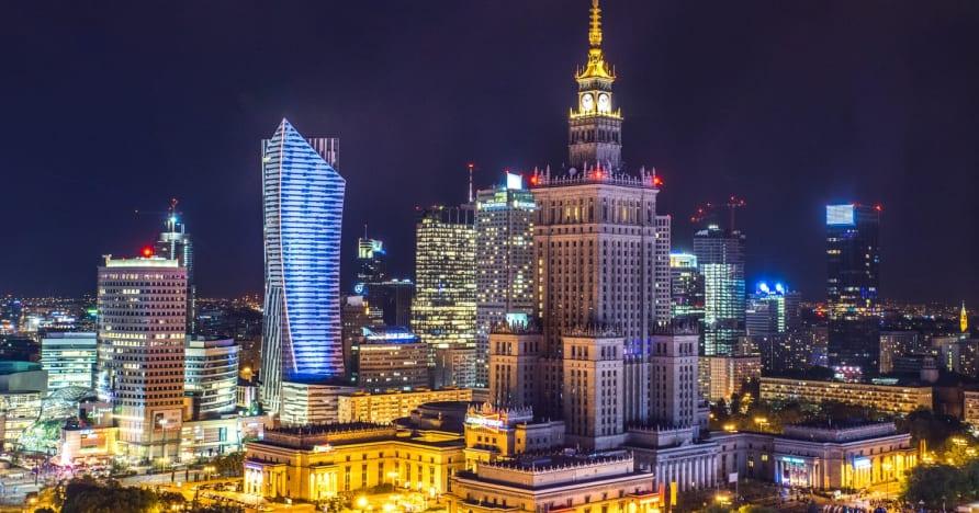 Poland's Online Casinos: Internet Gambling in Poland
