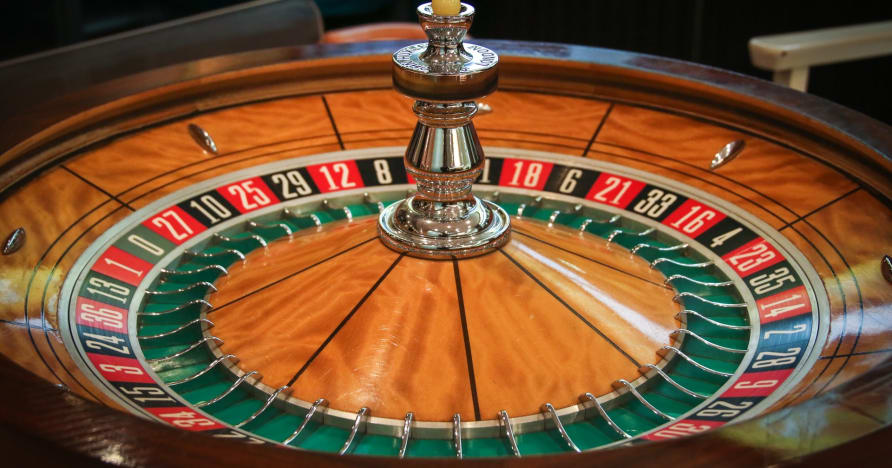 Online Roulette: Anti-Martingale Strategy